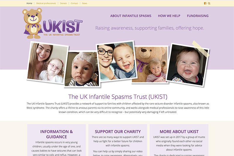 The UK Infantile Spasms Trust (UKIST)