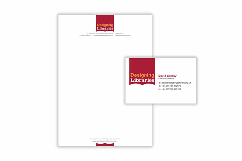 Business stationery - letterhead & business cards